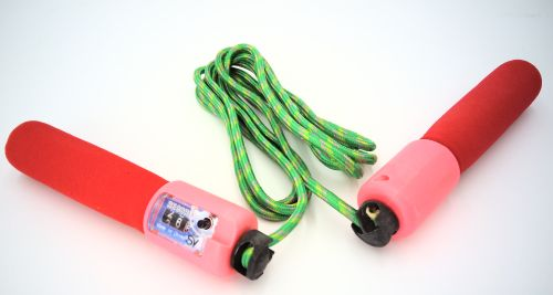 JUMP ROPE WITH COUNTER - 050237035870